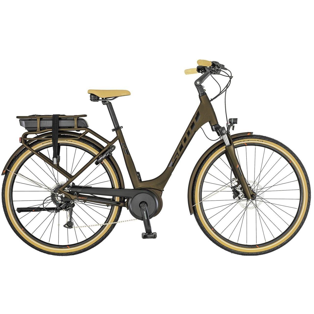 d14ea0cb782 Scott Electric | Sub Active eRide | Electric Urban/ Hybrid Bike | 2019