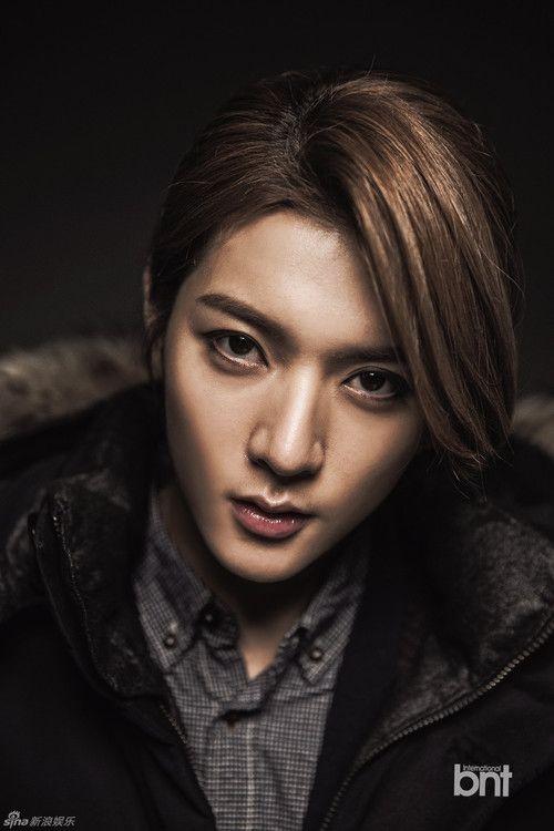 Nu'est Choi Ren at Dec 2013 photo shoot.