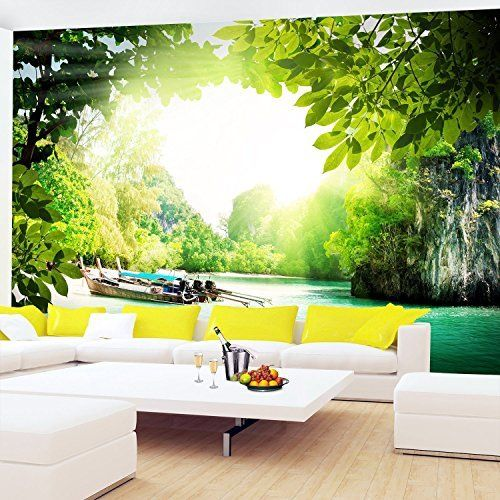 Vlies Fototapete 350x245 cm ! Top - Tapete - Wandbilder XXL