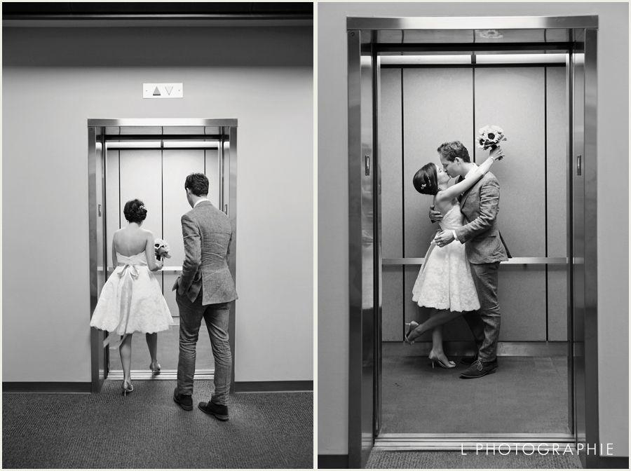 Jenessa + Josh wedding {by liz} | St louis county, Courthouse ...