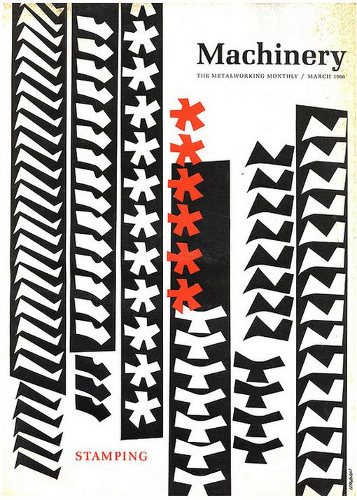 Machinery- March '65