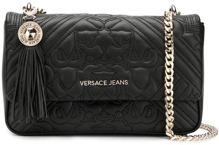 f94dcae0778 Versace E1VSBBZ670792899 BLACK 899 Synthetic->Polyurethane Resin ...