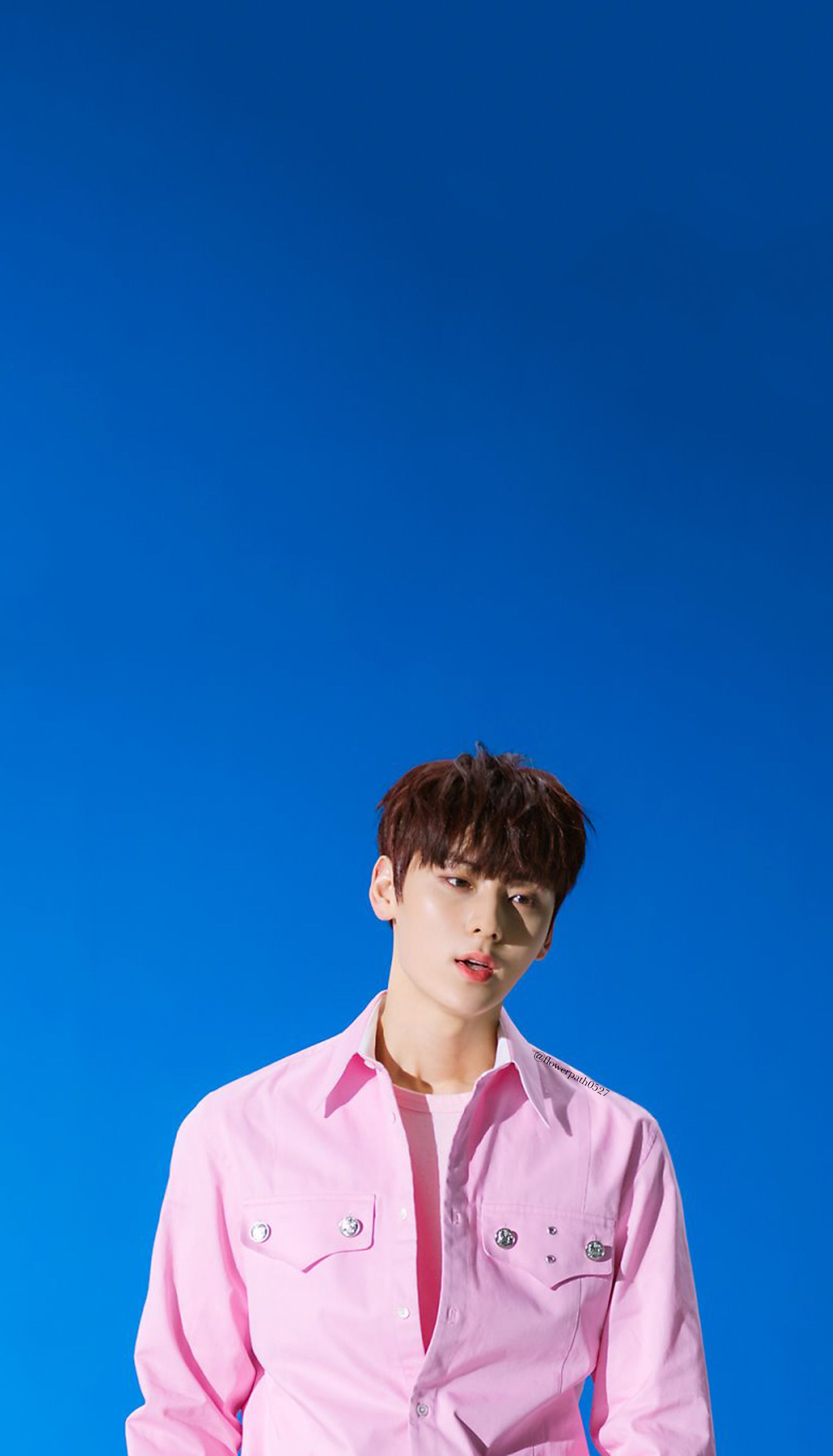 Wanna One 0 1 1 I Promise You Hwang Minhyun Wallpaper My Man