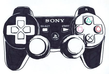 Pin By Sony Electronics On Sony Art Playstation Tattoo Gaming Tattoo Game Remote