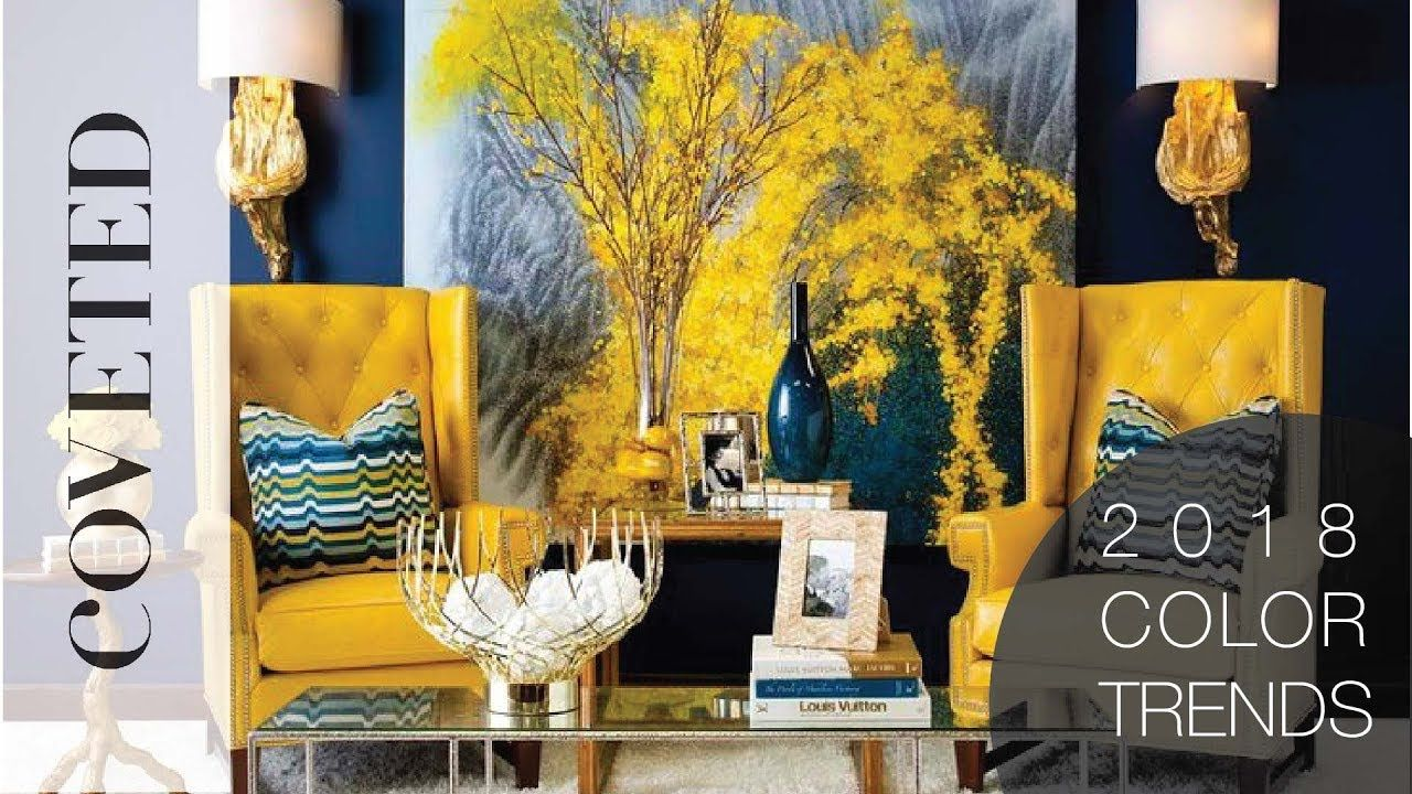 9193f9ebd83ac2 2018 Home Interior Color Trends - YouTube