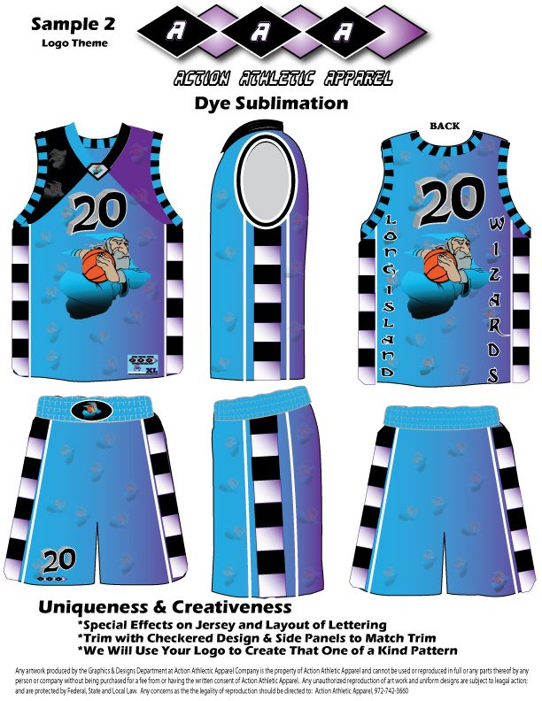 dc6b328ea09 You can design something that is one-of-a-kind. Uniform uses many different  effects