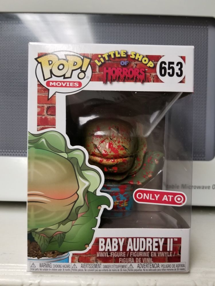 62c61028ea5 Funko POP Baby Audrey II Little Shop of Horrors (Bloody Custom)Target  Exclusive  afflink