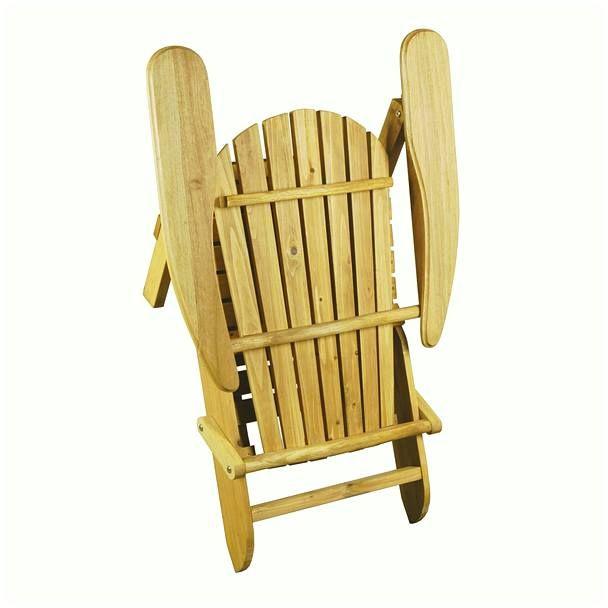 Living Accents Folding Adirondack Chair , Living Accent Folding Adirondack  Chair Is One Of The