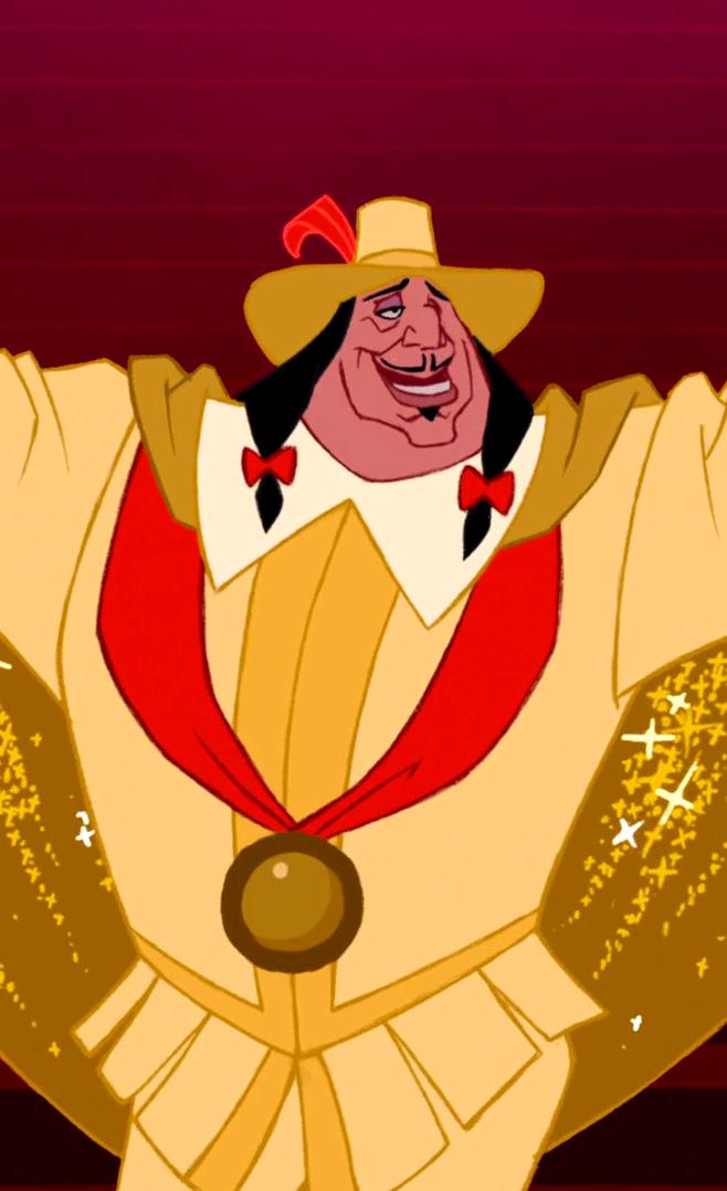 Pocahontas 2 ratcliffe