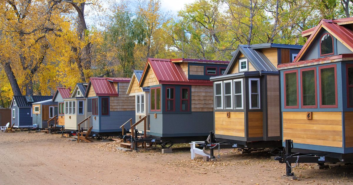 Our Visit To Wee Casa Colorado S First Tiny Home Hotel Perfect For A Vacation At The Base Of Rocky Mountain National Park In Lyons