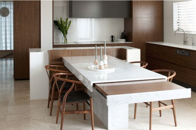 A Clever Way To Extend A Table Small Apartment Renovation