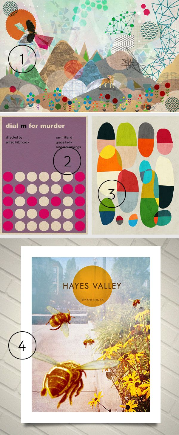 IAMTHELAB WINTER PICKS 2013 – PRINTS: 12 Great art prints for your walls. Which one is your favorite?