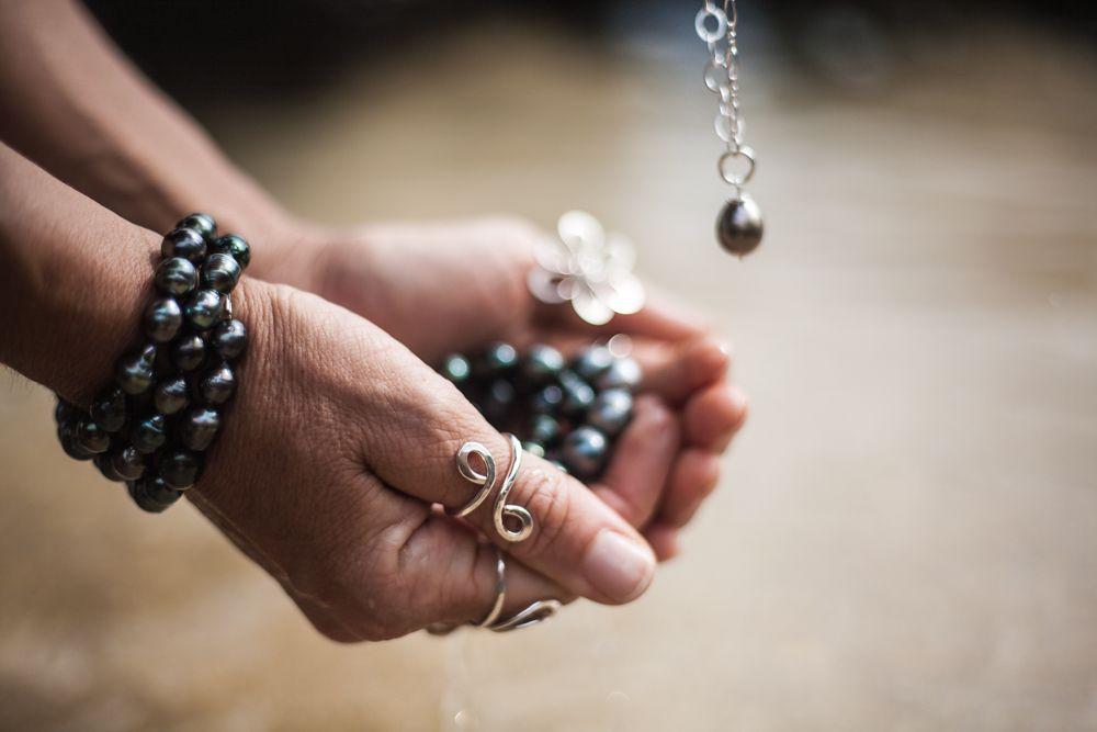 Tahitian Pearl Jewelry Designs Hawaii Jewel by Toni Cordas