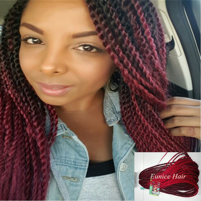 Havana Mambo Twist Crochet Braid Hair Hot Senegalese 22