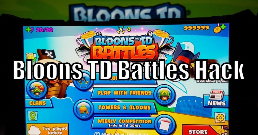 Bloons Tower Defense Hacked 2020 Unblocked [All Version