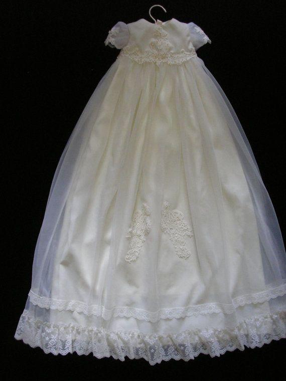 Bobbi Leiphart, Custom Christening and Baptism Gowns from Wedding ...