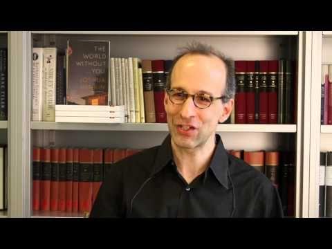 Joshua Henkin on Becoming a Writer and Teacher