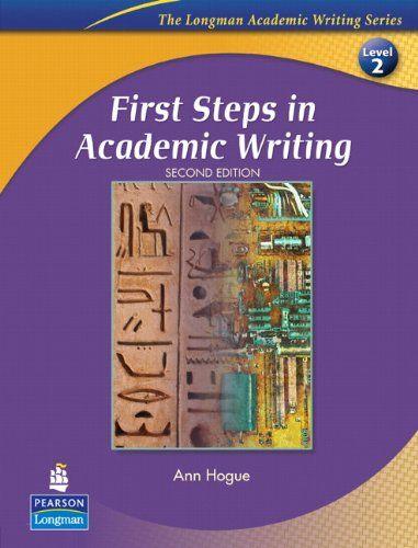 First Steps in Academic Writing (The Longman Academic Wri... https://www.amazon.com/dp/0132414880/ref=cm_sw_r_pi_dp_x_dyr2zbGAERC4V