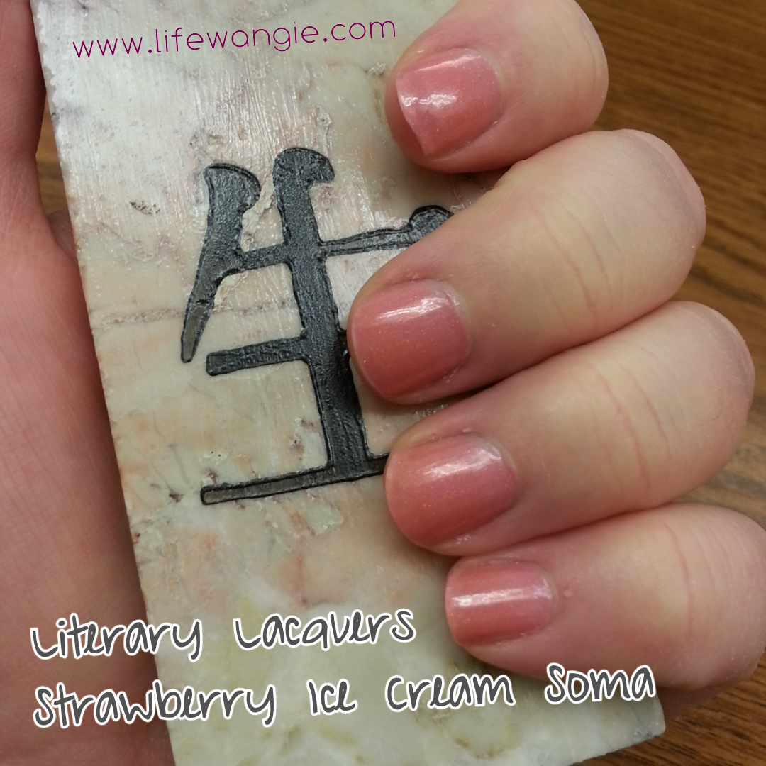 Job Interview Nails from Life With Angie (Angie Kritenbrink) | Fancy ...