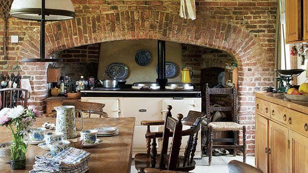 Interior Design Look Books: English Farmhouse