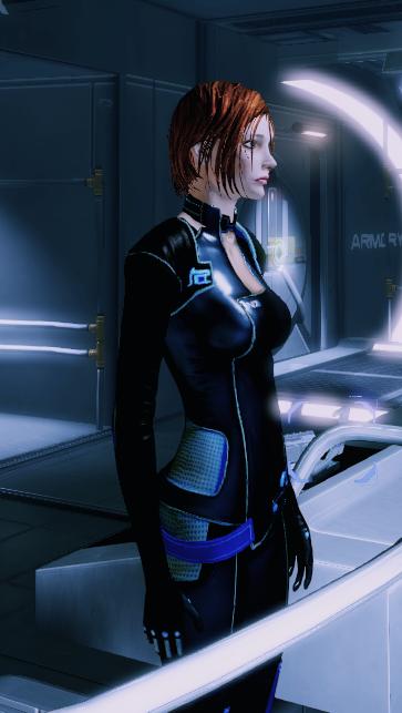 Femshep at Mass Effect 2 Nexus - Mods and community