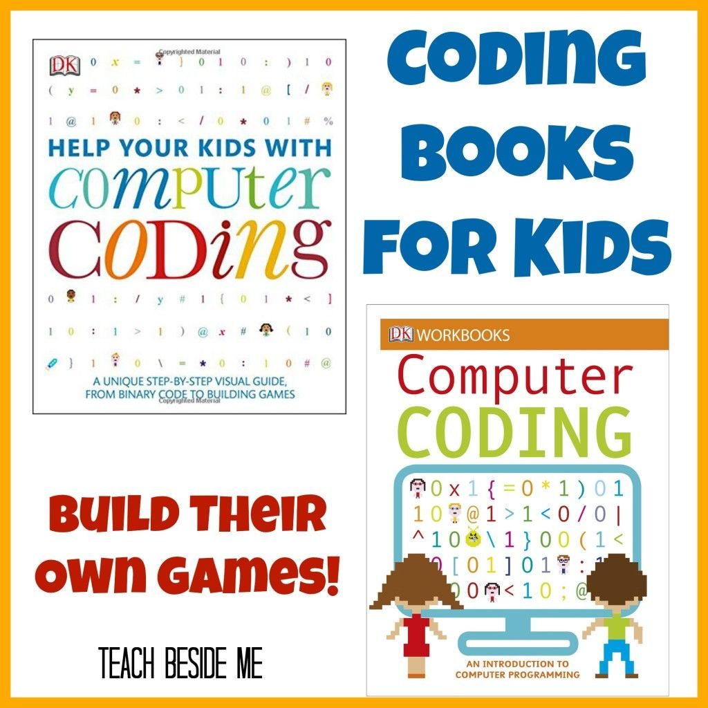 Computer Coding For Kids Books And Apps