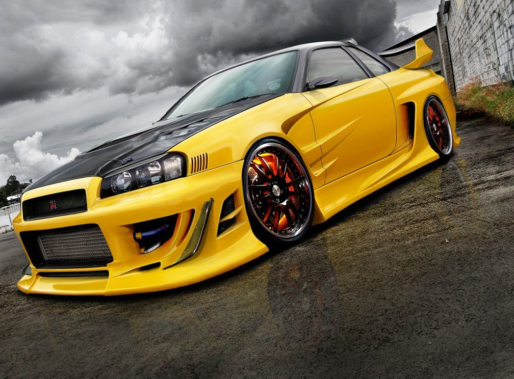 Nissan Skyline Gtr R34 Products I Love Pinterest Cars Nissan