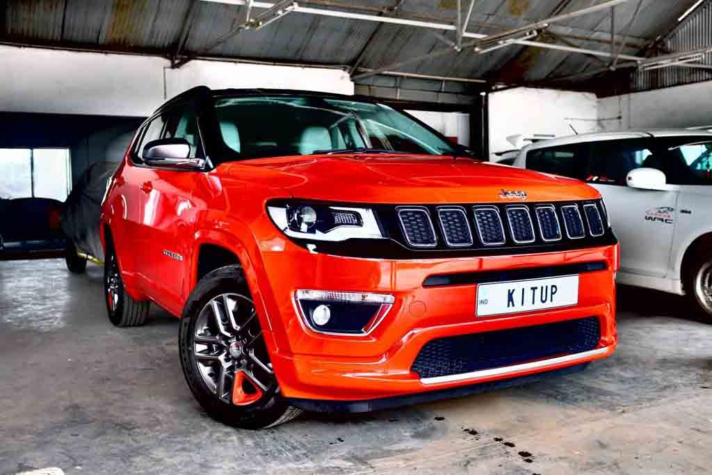 Jeep Compass 5 Hot Modified Suvs In India Jeep Compass Car Compass Jeep