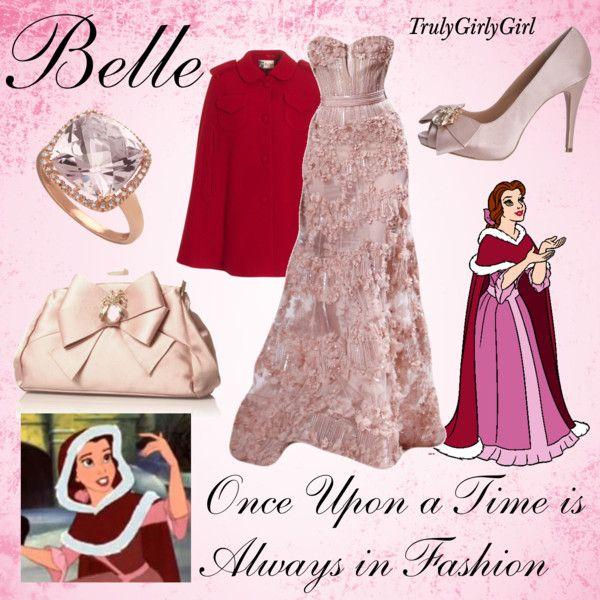 Disney Style: Belle (2)\