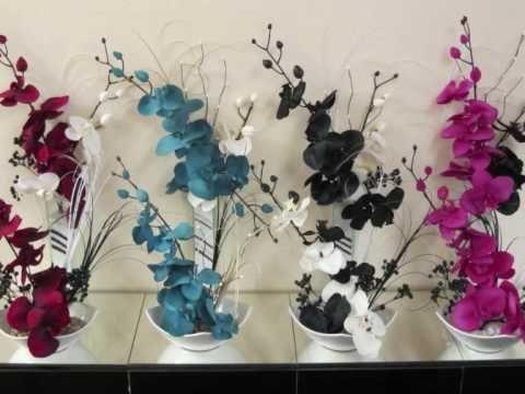 Artificial silk flower arrangements and bouquets youtube crafts artificial silk flower arrangements and bouquets youtube mightylinksfo
