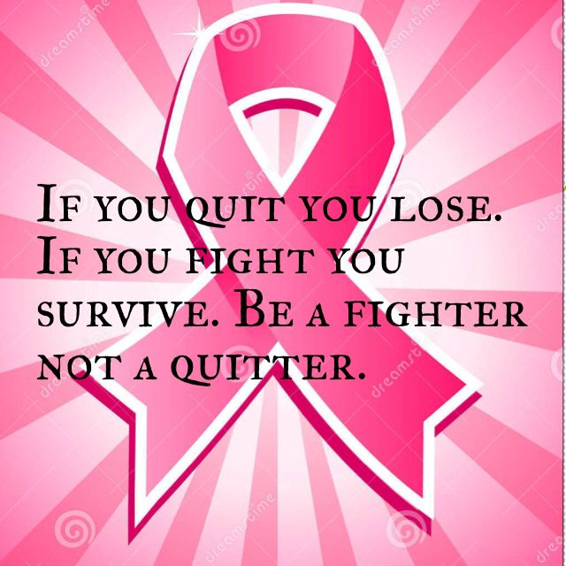 Cancer Quote Breast Cancer Quotes Pinterest Cancer Cancer Beauteous Breast Cancer Quotes