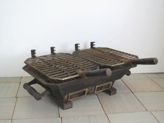 1960s Hibachi Cast Iron Grill Got One Of These For A Wedding Gift From Deb Steve In 1973 The Good Old Days Childhood Memories My Memory