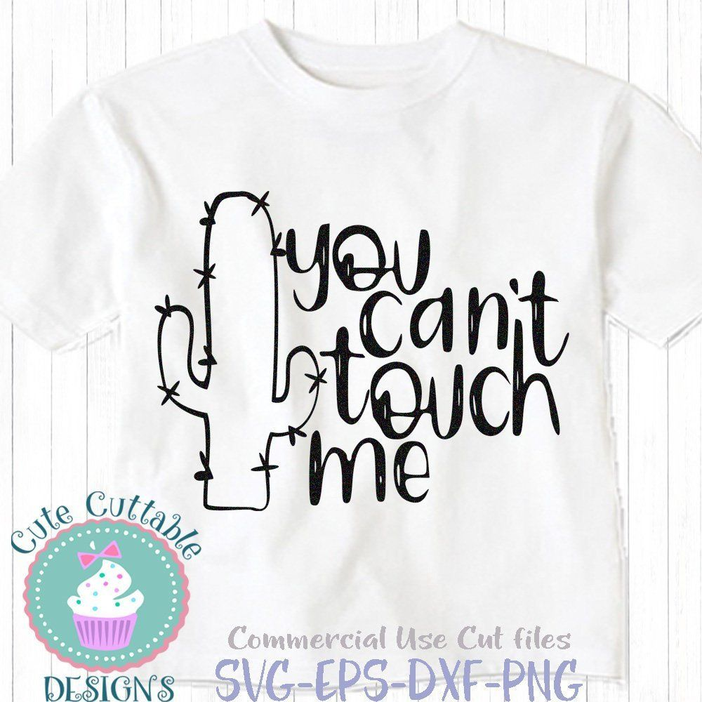 Download Cactus SVG, You Can't touch me, Valentine SVG, cute Cactus ...
