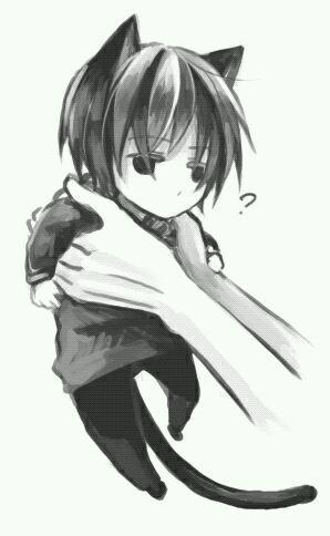 Cute Chibi Boy Anime Neko Neko Boy Anime Chibi