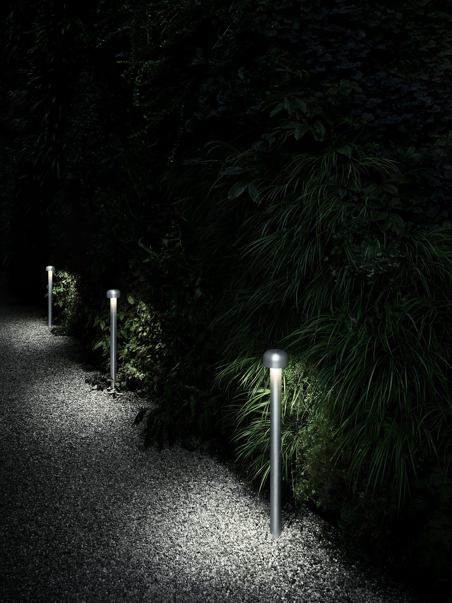 Bellhop Outdoor Lights Bollard Flos Outdoor Lighting Flos