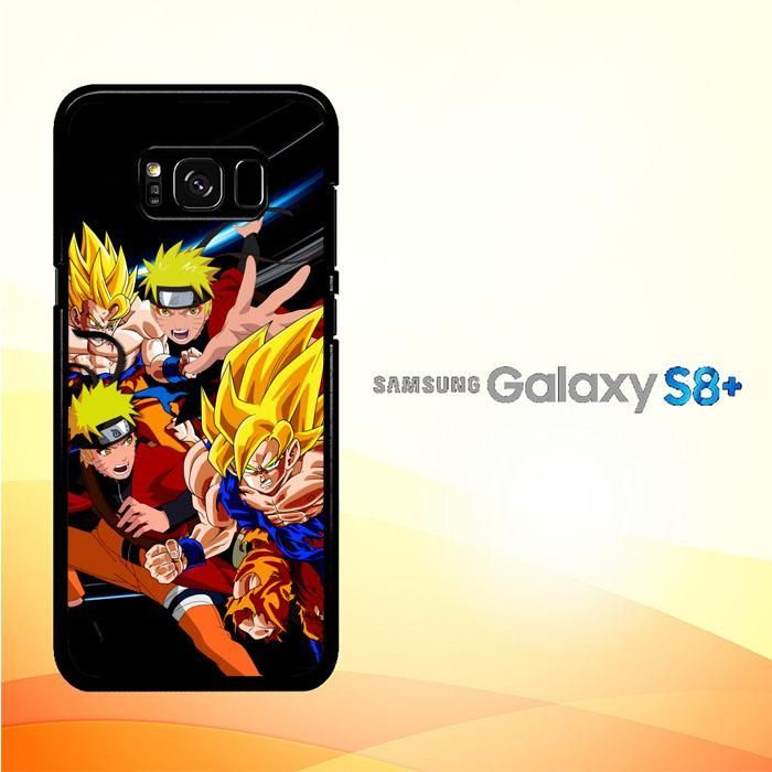 goku naruto Z2599 Samsung Galaxy S8 Plus Case