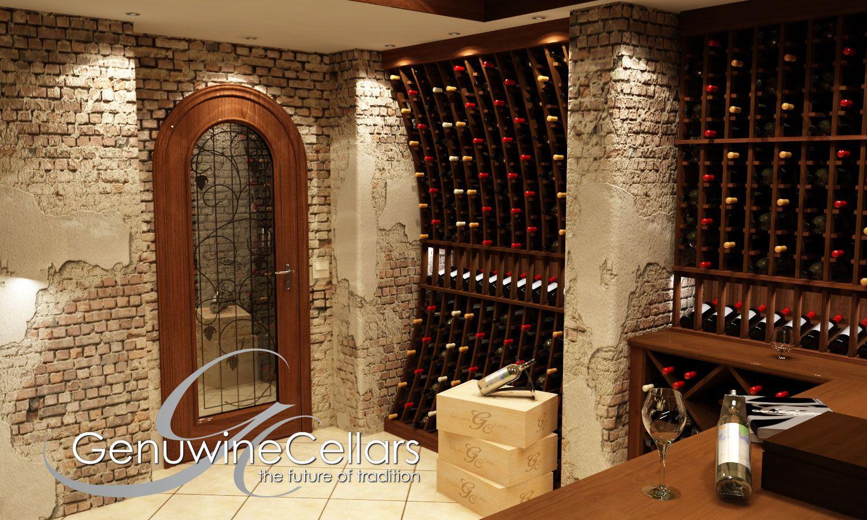 Nice Wine Cellar Doors