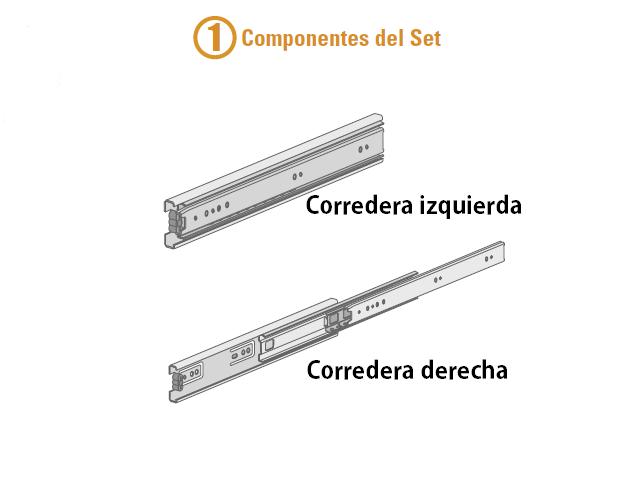 Bricolaje cajones tutorial instalar correderas - Guias para cajones ...