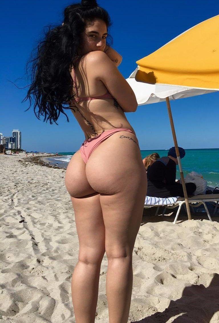 Bikini daily and butts