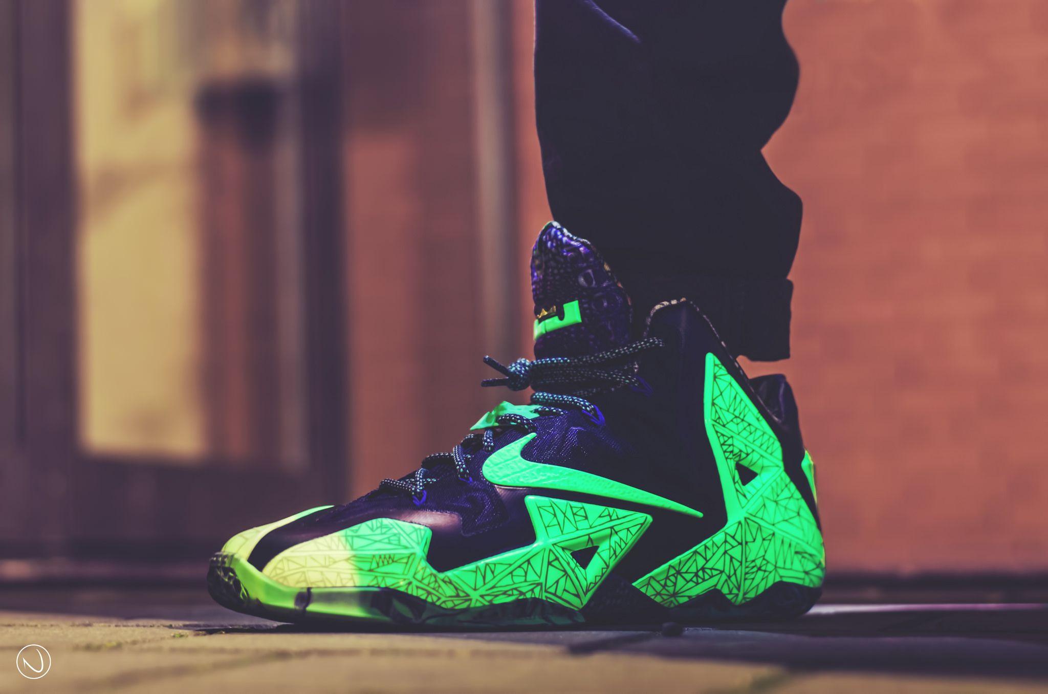 buy popular 1a4a1 04397 Nike LeBron 11 All Star NOLA Gumbo League