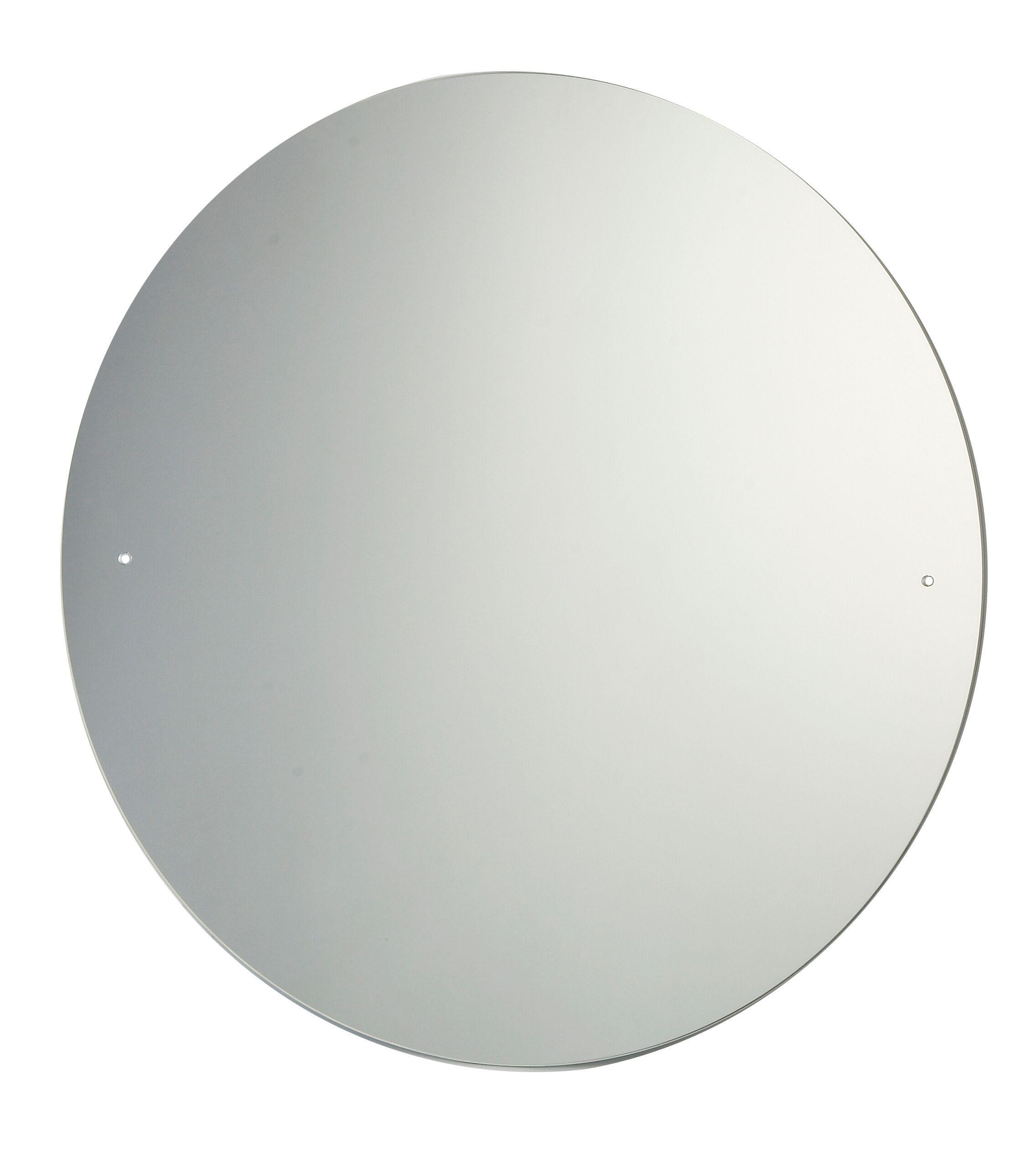 Unframed Circle Mirror (H)600mm (W) 600mm | Departments | DIY at B&Q ...