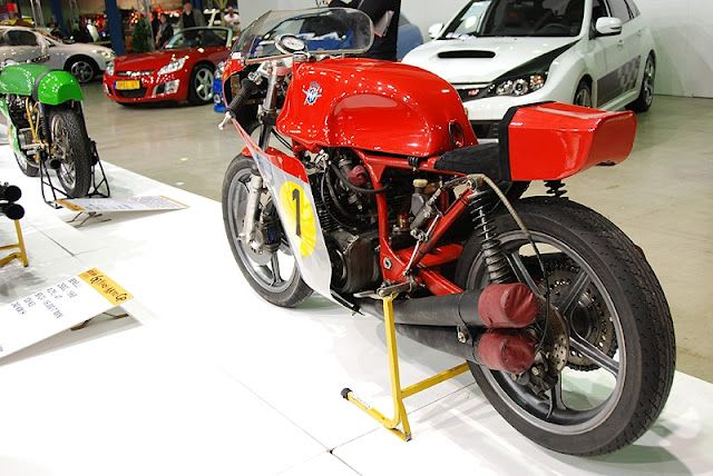 MV-AGUSTA 500 '73 - repined by http://www.motorcyclehouse.com/ #MotorcycleHouse
