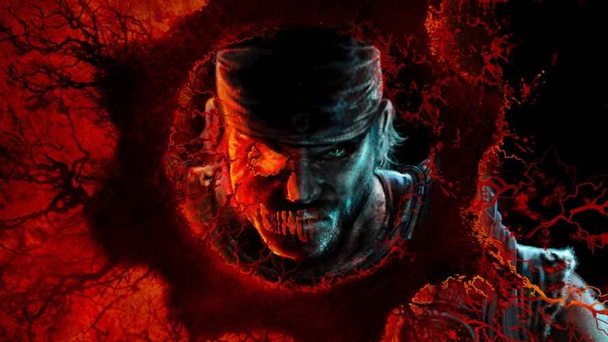 Gears Of War Evil Gow Gears Of War Gears Of Wars Gamer Pics