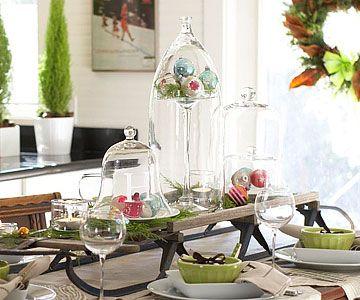 Super Easy Diy Christmas Centerpieces Christmas Centerpieces Christmas Table Centerpieces Christmas Table
