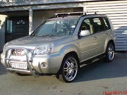 Resultado de imagen de nissan x trail 2005 Nissan xtrail
