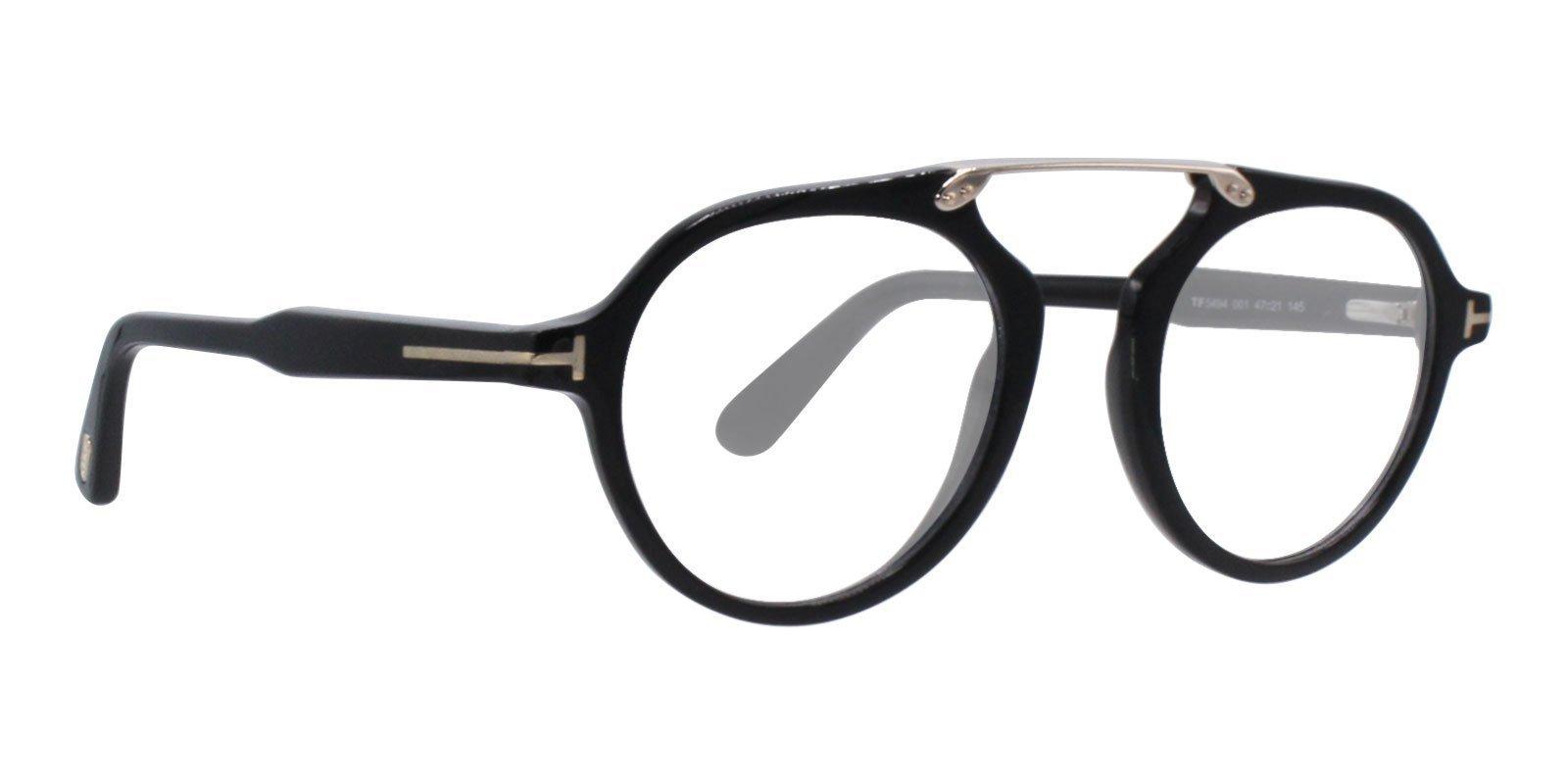 c6949c822df2 Tom Ford - FT5494 Black-eyeglasses-Designer Eyes