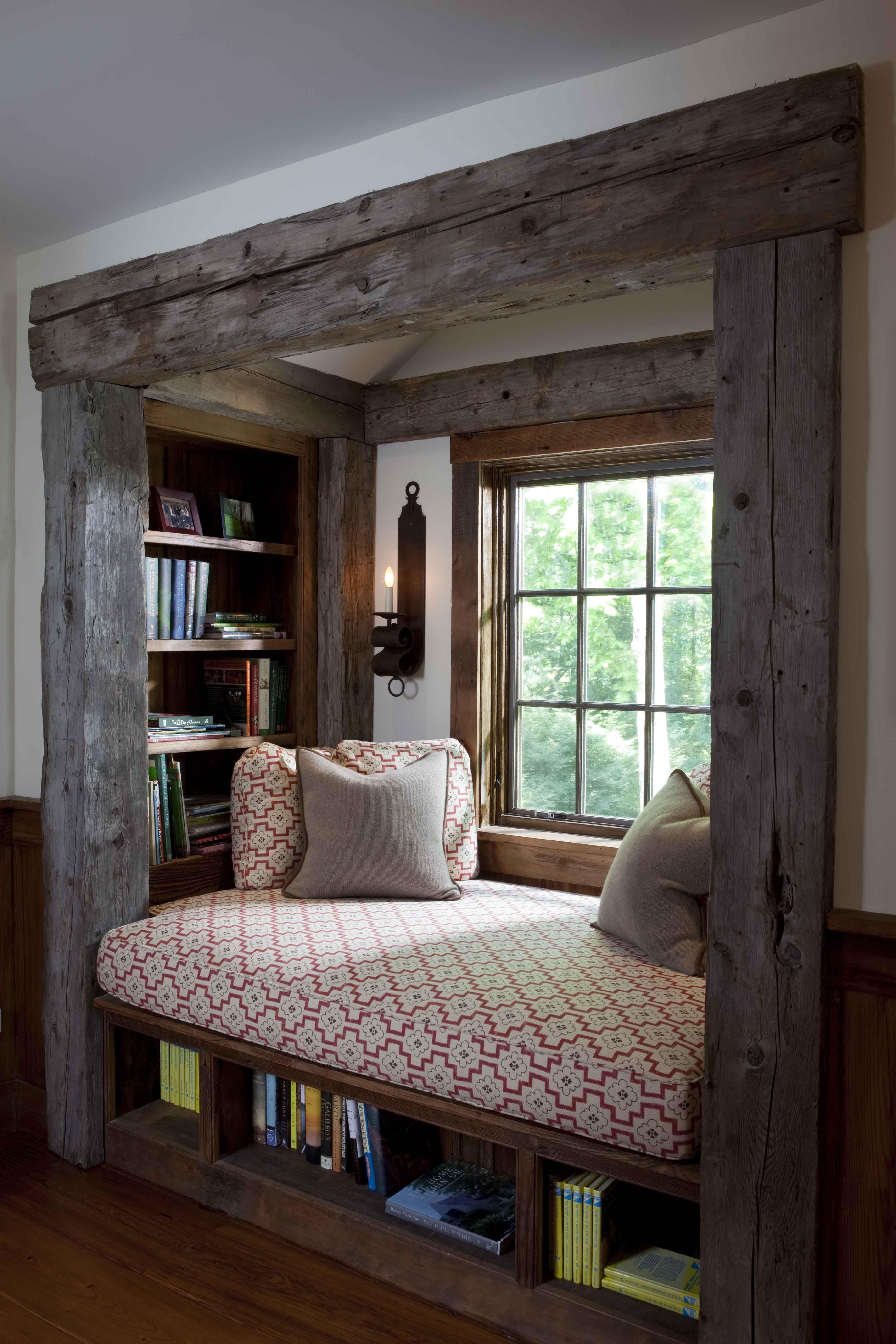 Kitchen window from outside  brooks and falotico associates  book shelf  pinterest  fairfield