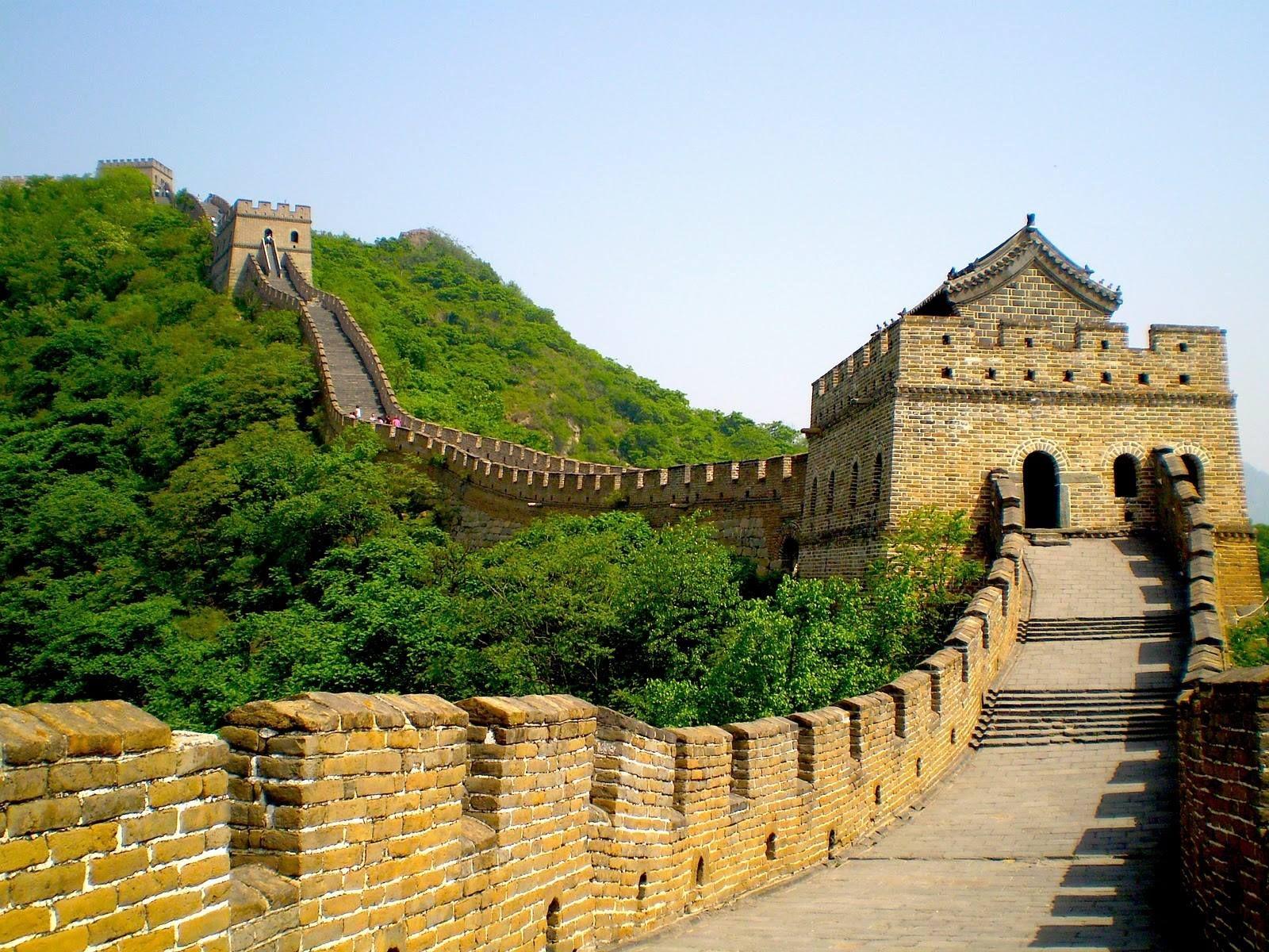 La Gran Muralla China (China) Es una antigua fortificación china ...