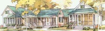 Island Cottage - Coastal Living | Southern Living House Plans