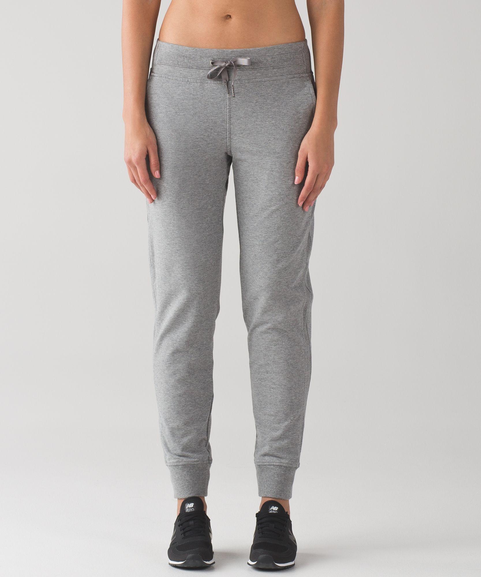 19293209202f0 fleece please jogger *terry | women's pants | lululemon athletica ...